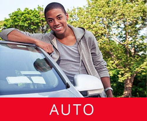 We offer Auto Insurance