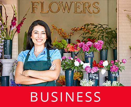 We offer insurance for businesses